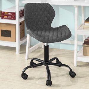 CHAISE DE BUREAU SoBuy® FST65-HG Chaise de Bureau Ergonomique Faute