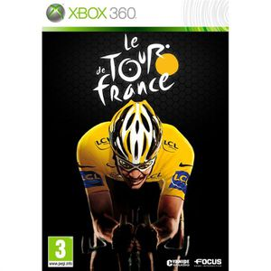 JEU XBOX 360 TOUR DE FRANCE 2011 / Jeu console X360
