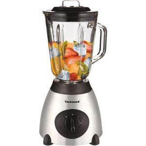 BLENDER TECHWOOD Blender - TBLI-360 -  1,5L - Inox