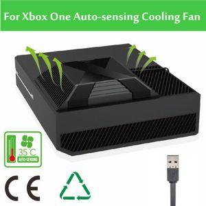 VENTILATEUR CONSOLE TEMPSA Ventilateur refroidissement automatique USB
