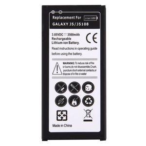 Batterie téléphone Batterie pour Samsung Galaxy J5 2016 / J5108 3500m