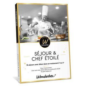 COFFRET SÉJOUR Wonderbox - Coffret cadeau en couple - SÉJOUR & CH