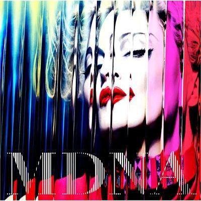 MADONNA - Mdna (Deluxe)