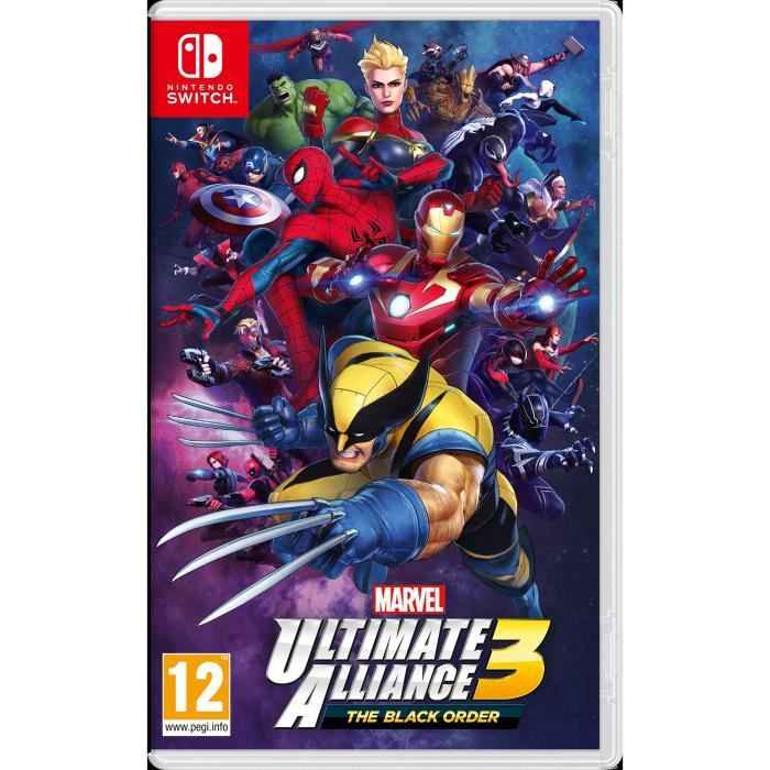 [2019-06-28]Marvel Ultimate Alliance 3 exclu switch Marvel-utilmate-alliance-3-the-black-order-jeu-s