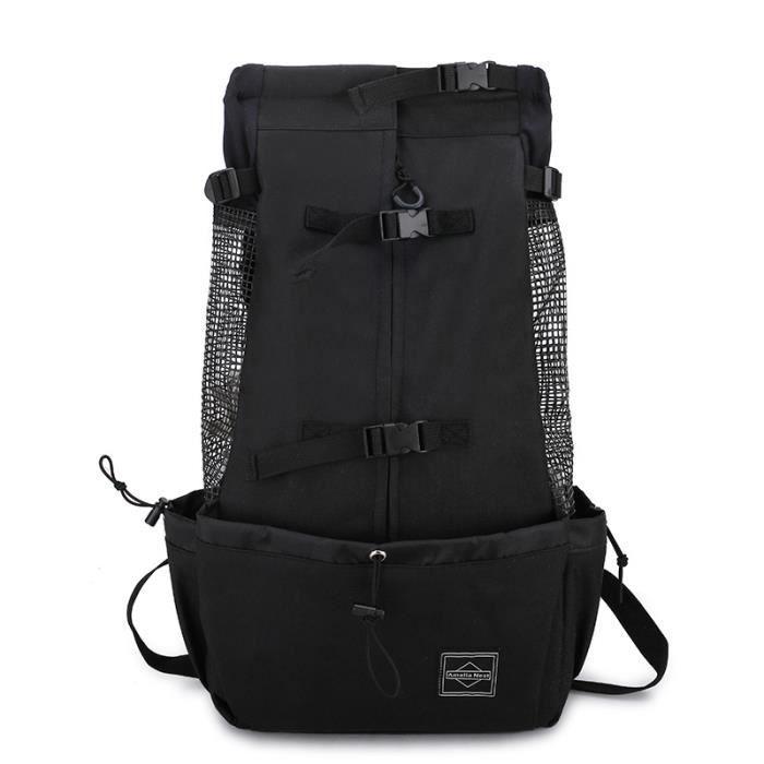 Style:Black-S-suit-1-5kg,Sac à dos de transport pour petits chiens, respirant, accessoire de transport pour animaux Model:MBJ701