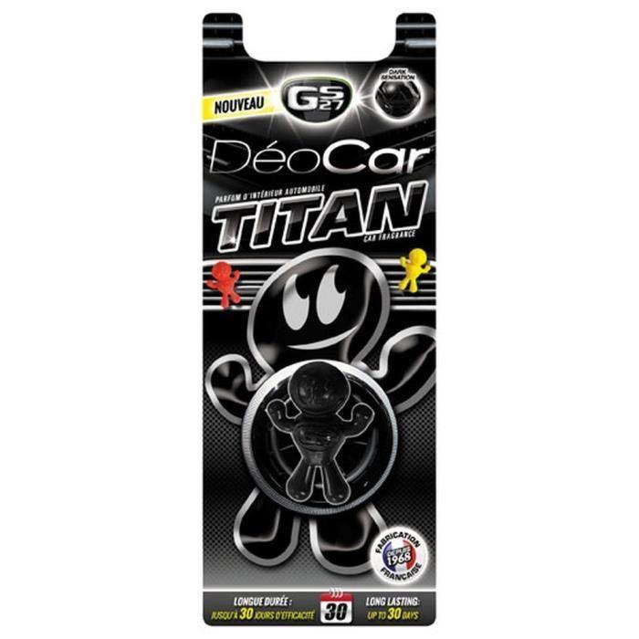 GS27 Deocar Titan Dark Sensation