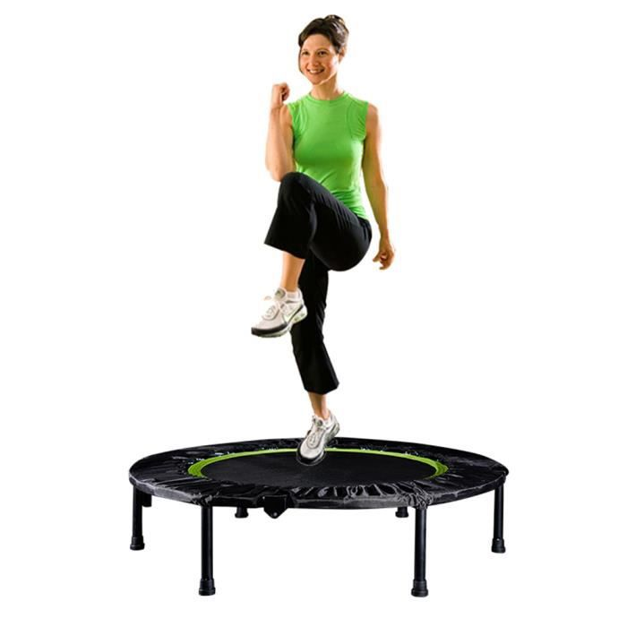 Trampoline de Fitness gymnastique / Trampoline intérieur et de jardin 101cm, Enfants et adultes disponibles - Charge Maximale 150kg