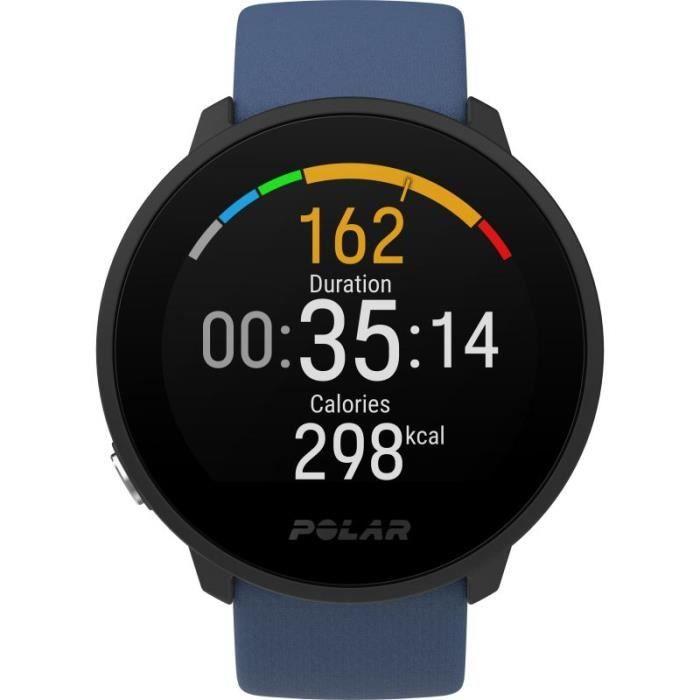 Polar Unite Fitness Watch - Bleu