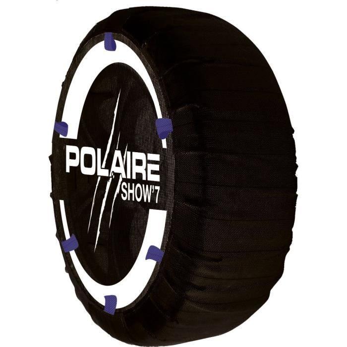 POLAIRE Chaussettes neige - SHOW' 7 S52