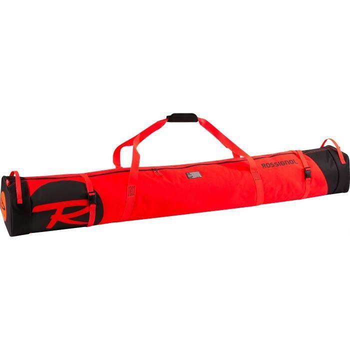Housse De Ski Rossignol Hero Junior Ski Bag 170 C aille unique Rouge