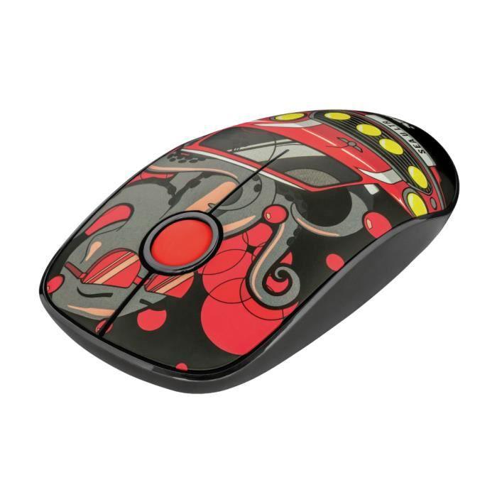 Trust Sketch souris RF sans fil Optique 1600 DPI Ambidextre