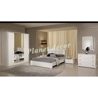 chambre adulte compl te model tess achat vente chambre compl te chambre adulte compl te mod. Black Bedroom Furniture Sets. Home Design Ideas