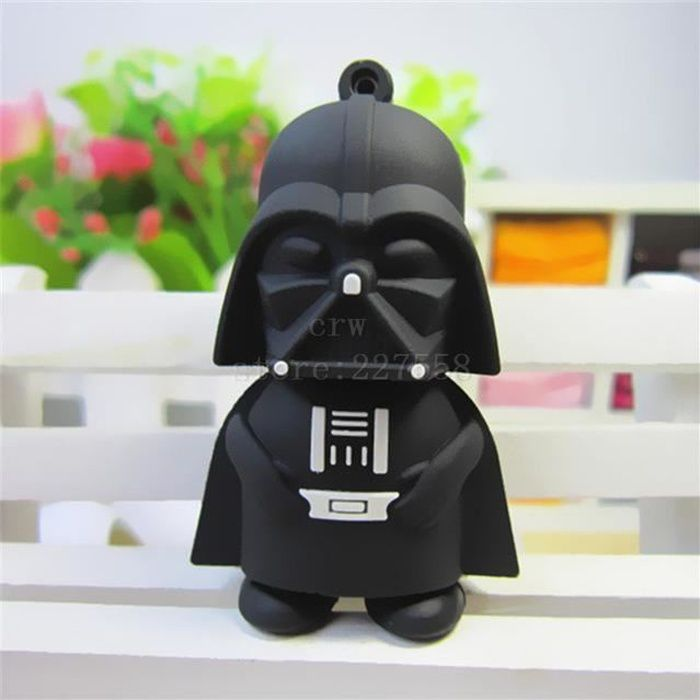 cl usb 64 go star wars darth vader 64 go usb 2 0 flash flash drive prix pas cher cdiscount. Black Bedroom Furniture Sets. Home Design Ideas
