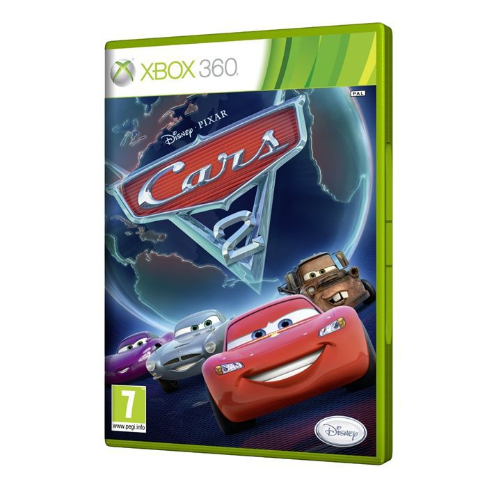 cars 2 jeu console x360 achat vente jeux xbox 360 cars 2 jeu console x360 cdiscount. Black Bedroom Furniture Sets. Home Design Ideas