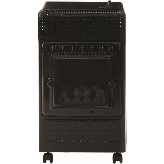 POÊLE À GAZ Favex Recommandé par Butagaz -Ektor Fire -3400 Wat