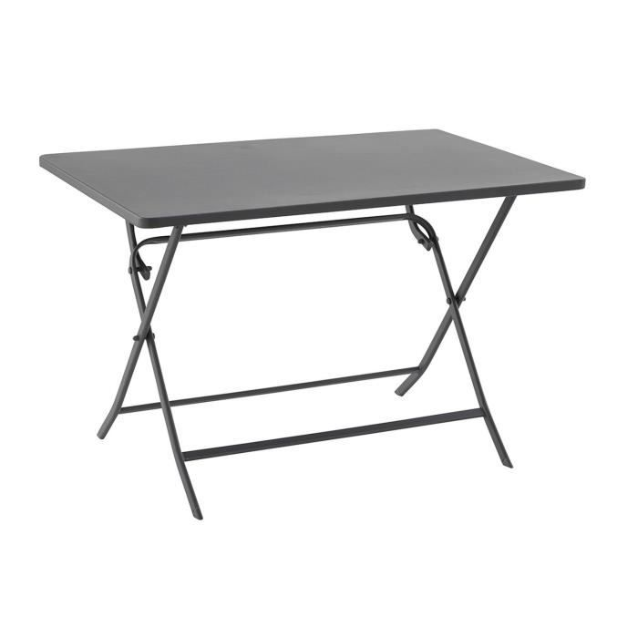 Table Pliante Rectangulaire Greensboro 4 Places