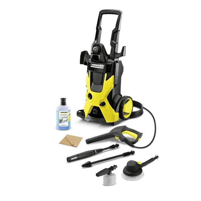 karcher nettoyeur haute pression k5 car 145 bars 2100 w. Black Bedroom Furniture Sets. Home Design Ideas