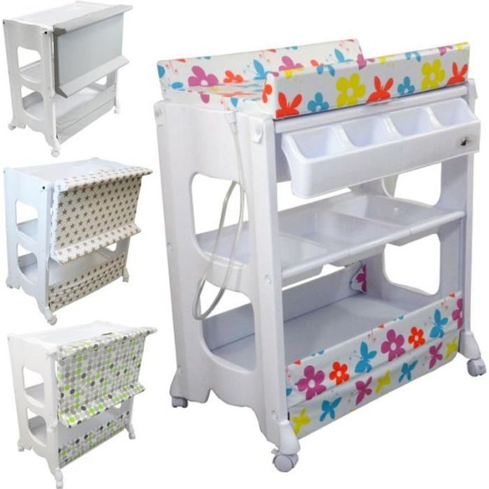 table a langer avec baignoire pas chere. Black Bedroom Furniture Sets. Home Design Ideas