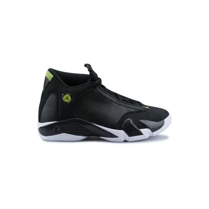 Basket Air Jordan 14 Retro Noir 487471-005