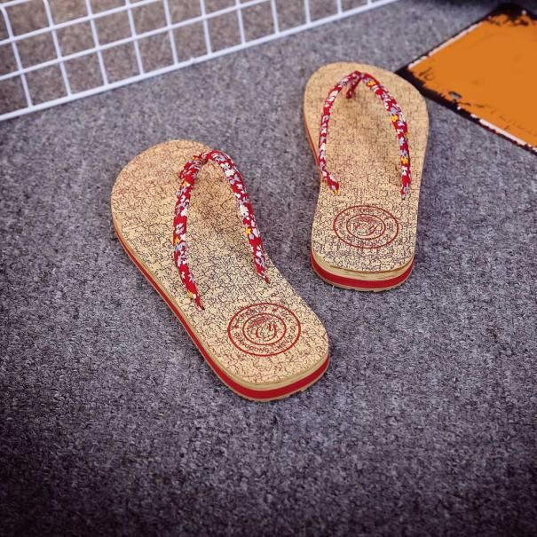 D't Mode Chaussures Tongs Slipper Extrieur Sandales De Plagerouge Intrieur Femmes SwfnHxS