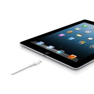 TABLETTE TACTILE RECONDITIONNÉE Apple iPad 4 écran Retina Wi-Fi 32Go Noir Recondit