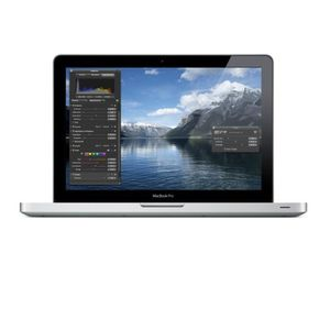 "Achat PC Portable Apple MacBook Pro A1278 Mid-2010 13"" Intel Core 2 Duo, 4 Go RAM, 250 Go SSD, Clavier QWERTY pas cher"