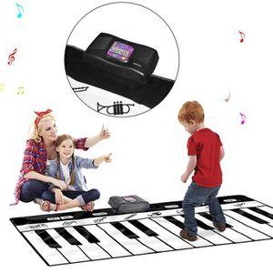 CONSOLE ÉDUCATIVE Jouer Clavier Musique musicale Singing Gym Tapis T