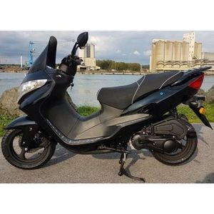 SCOOTER SCOOTER NEUF 125CC KNIGHT CARTE GRISE INCLUSE