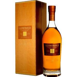 WHISKY BOURBON SCOTCH Whisky 18 ans Glenmorangie