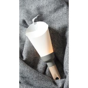 LAMPE A POSER Lampe baladeuse enfant Nomade taupe - Polochon & C