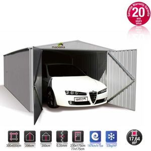 garages carports achat vente garages carports pas cher cdiscount. Black Bedroom Furniture Sets. Home Design Ideas