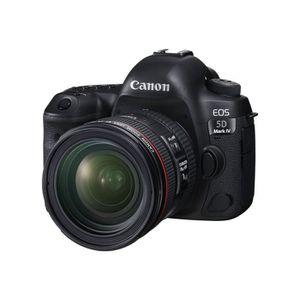 APPAREIL PHOTO RÉFLEX Canon EOS 5D Mark IV - Appareil photo numérique -