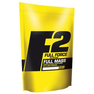 GAINER - PRISE DE MASSE FULL MASS 4400g CHOCOLAT - Full Force Nutrition Pr