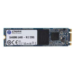 DISQUE DUR SSD Kingston - SA400M8/120G - SSD Interne A400 M.2 (12