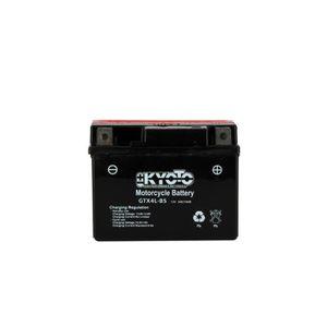 BATTERIE VÉHICULE Batterie YTX4L-BS - KYOTO - 12V / 3Ah