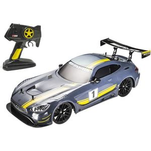 VOITURE - CAMION MONDO Voiture radiocommandée Mercedes AMG GT3 - Ec