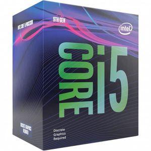 PROCESSEUR Intel Core i5-9400F (2.9 GHz / 4.1 GHz) - Processe