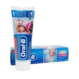DENTIFRICE Oral B Kids Frozen Dentifrice Pâte pour enfants 75