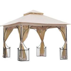 TONNELLE - BARNUM Pavillon de jardin tonnelle barnum style colonial