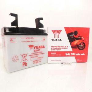 BATTERIE VÉHICULE Batterie Yuasa Moto BMW 750 K 75 C 1987-1993 52515