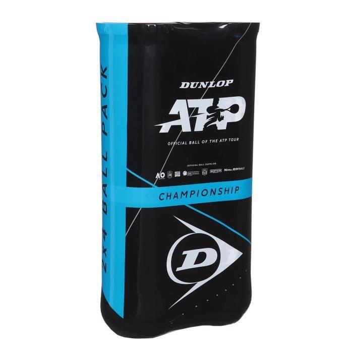 DUNLOP Balles de tennis BIPACK ATP
