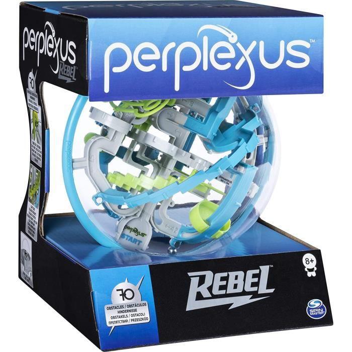 PERPLEXUS - Rebel Rookie - Labyrinthe en 3D jouet hybride - 6053147 - boule perplexus à tourner - Jeu de casse-tête