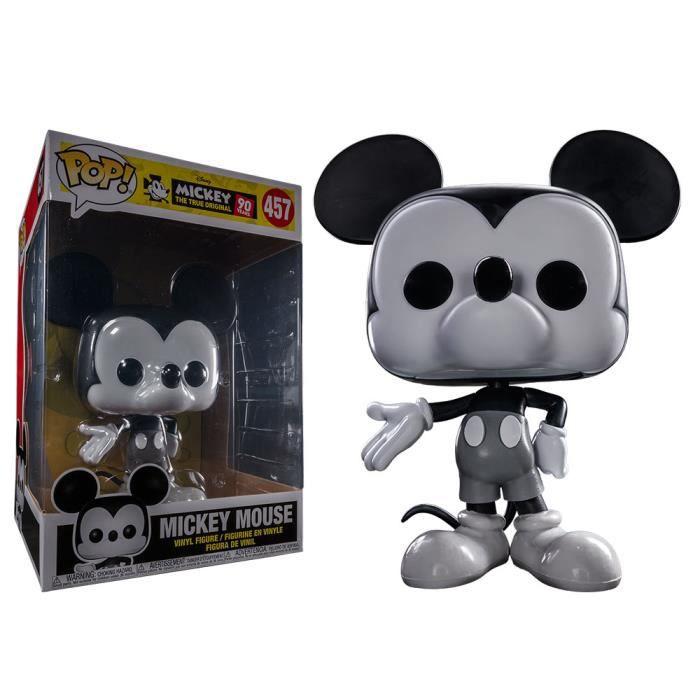 Mickey Mouse 90e Mickey Mouse noir et blanc US 10 -figurine Pop! miniature