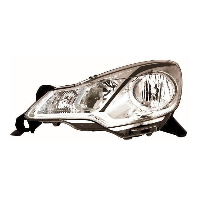 1X Citroen C3 DS3 DS5 2009-2020 Protection de l/'ampoule de phare cache