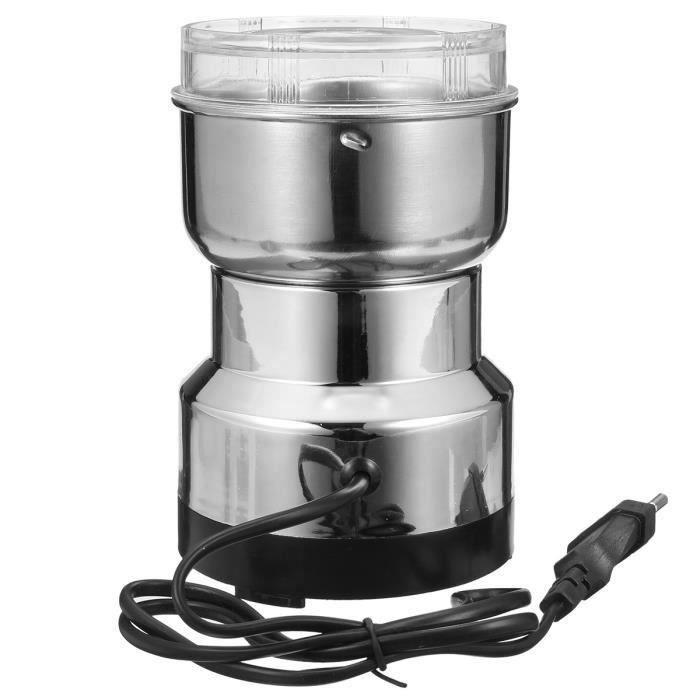 Moulin à café machine à broyer grains électriques machine a expresso L64726