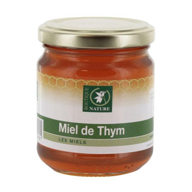 Miel de thym - 250 g - Boutique Nature
