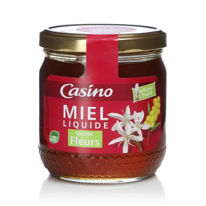 Miel toutes fleurs - Liquide - 500g