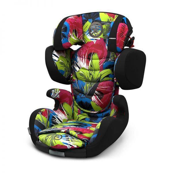 KIDDY Siège auto Cruiserfix 3 - Street jungle
