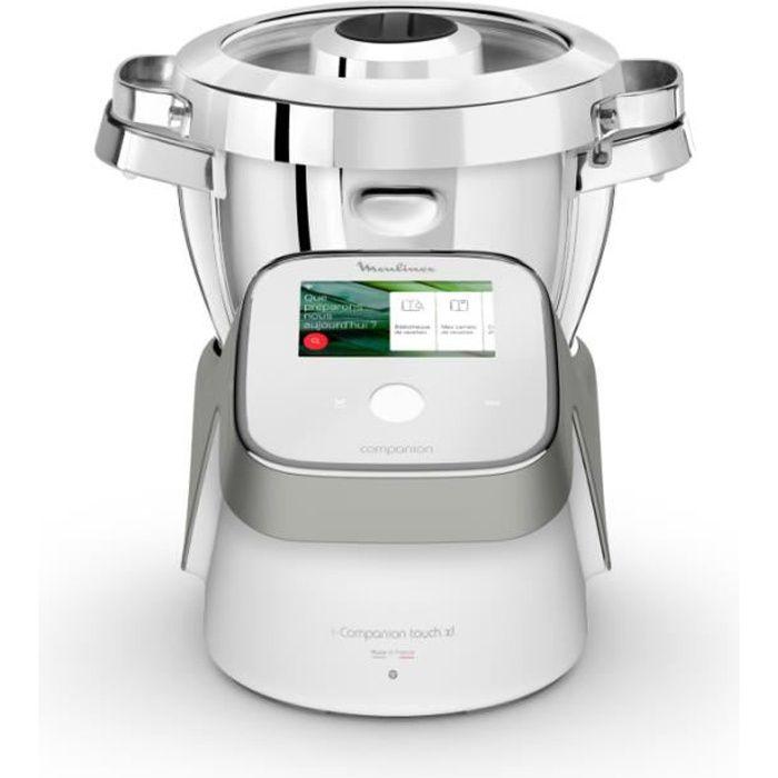 Robot cuiseur Moulinex I Companion XL Touch HF938E00