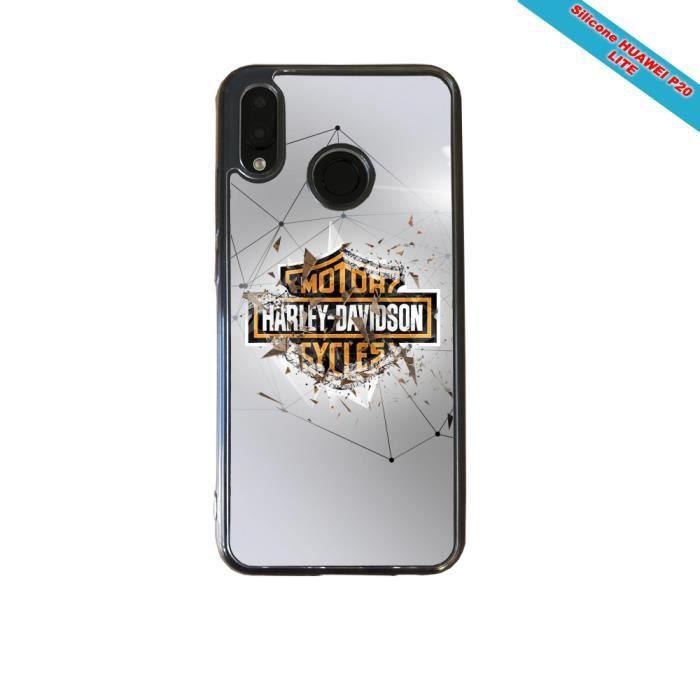 Accessoire Telephone / Coque Telephone - Bumper Telephone / Coque Telephone - Bumper Telephone - Coque silicone Huawei P20 LITE Fan
